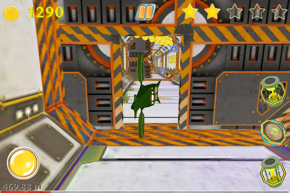 Corridor Fly Mobile Game iOS Android Apple Appstore Google Play Store Screenshots