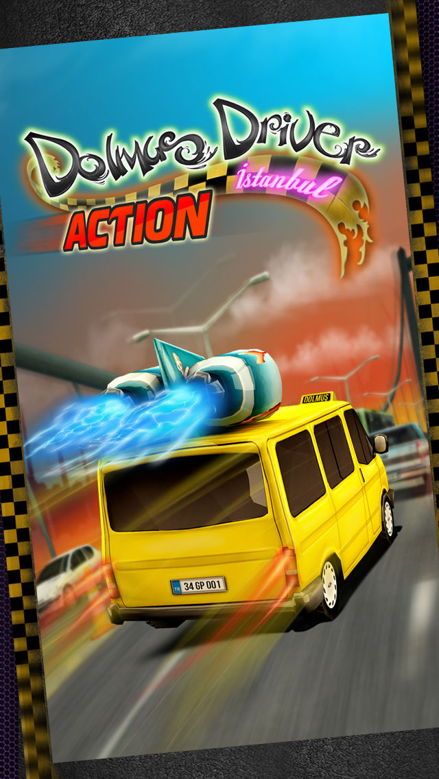 Dolmus Driver Action Racer Traffic Mobile Game iOS Android Apple Appstore Google Play Store Screenshots