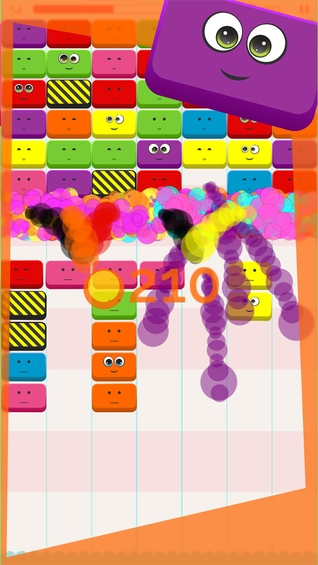 Jup Jup Match Three Color Mobile Game iOS Android Apple Appstore Google Play Store Screenshots